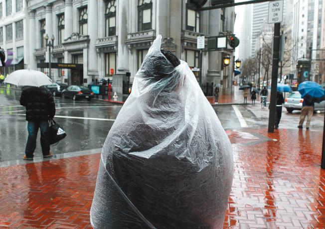 灣區未來一周將陰雨綿綿。(Getty Images)