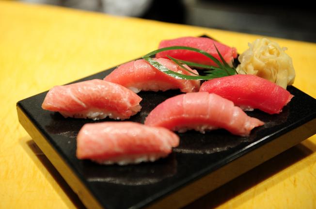 報告發現,夏威夷海域捕獲的鮪魚含汞量持續上升。(Getty Images)