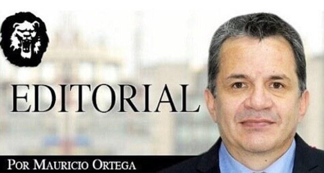 經過國際大追查,結果發竊賊竟是墨西哥資深記者Ortega。(取自福克斯電視網視屏)