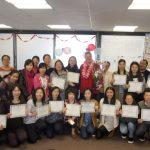 旅館工人培訓 20華裔畢業了
