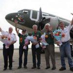 老爺機「飛兔」捐贈桂林飛虎隊遺址公園