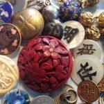 中華鈕扣 展現華人幸福憧憬