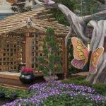 美麗湖花園 展日本風情