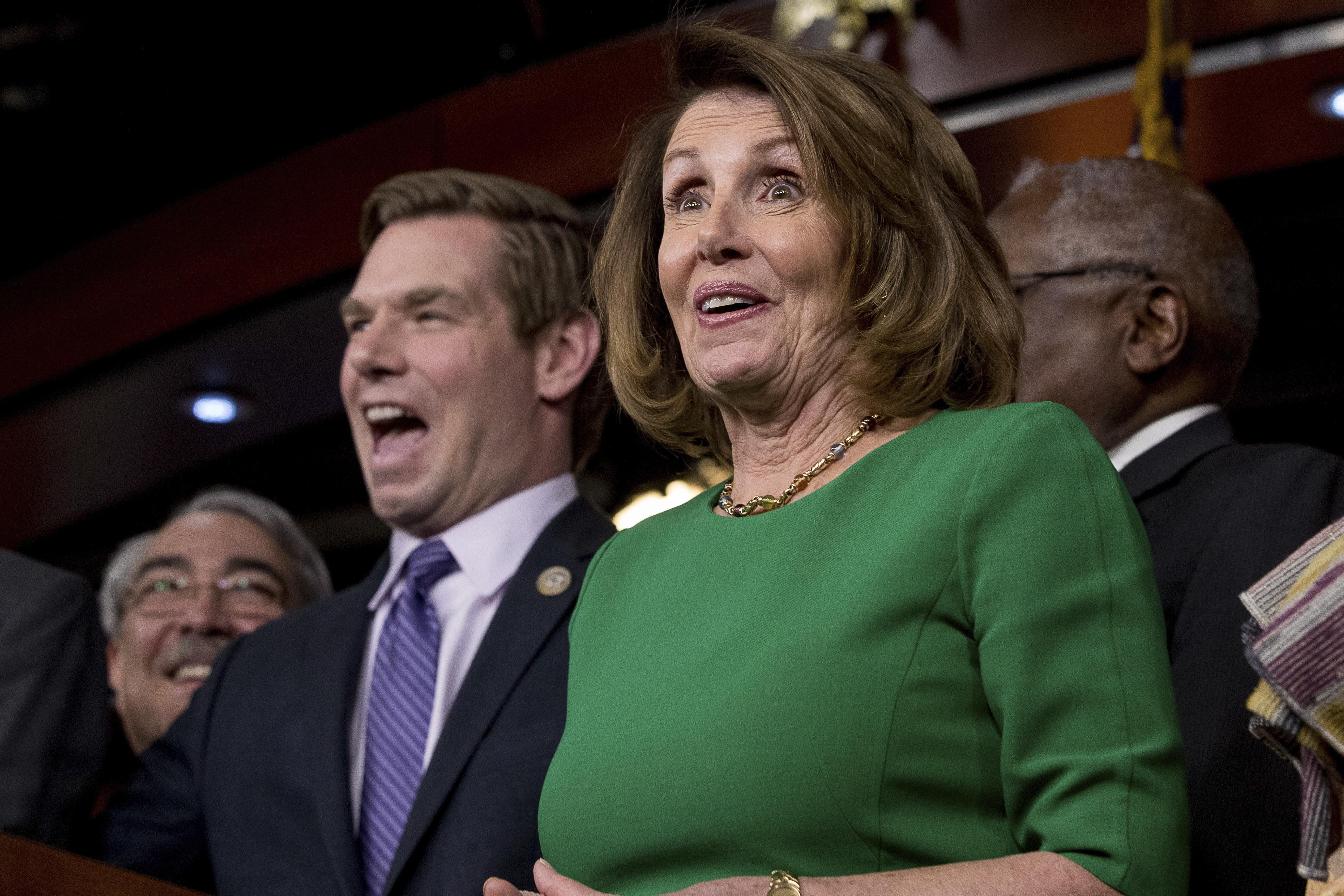 民主黨興奮:美國人終於鬆口氣