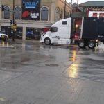芝城華埠死亡車禍 56歲男遭卡車輾斃