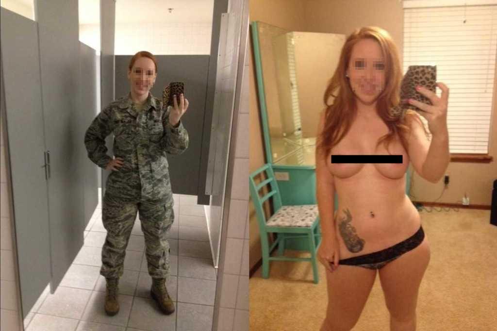 千張女兵裸照瘋傳 陸戰隊爆醜聞