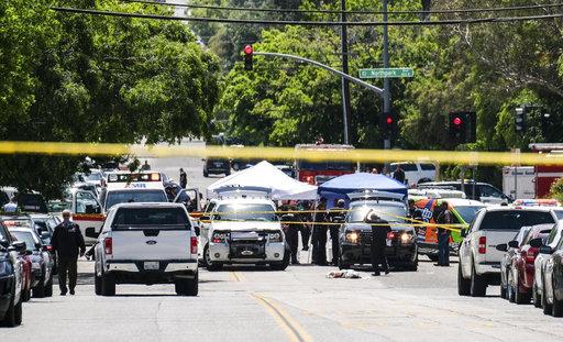 南加校園槍案增至3死:女教師、老公自殺、8歲男童