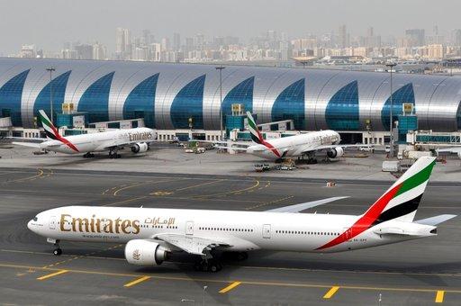阿聯酋航空 飛杜拜班次減半