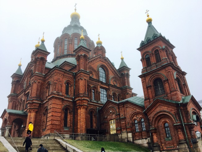 烏斯別斯基東正教堂建於1868年,可以說是斯堪的納維亞半島上最大的東正教教堂。
