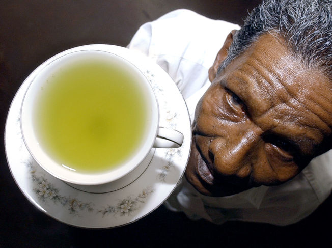 綠茶富含強抗氧化劑兒茶素,有益抗擊糖尿病和心臟病。(Getty Images)