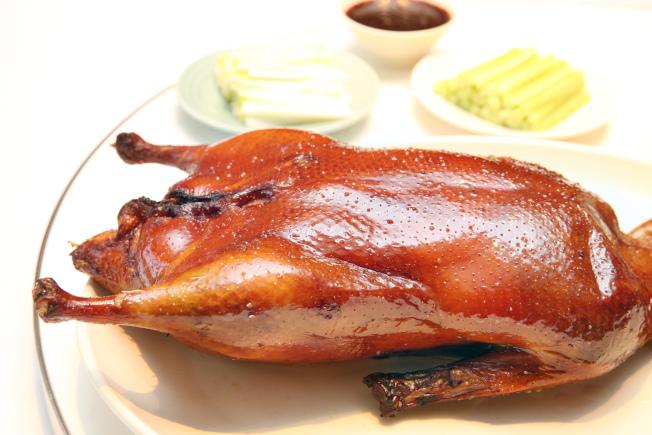 「京菜」代表烤鴨。(本報資料照片)