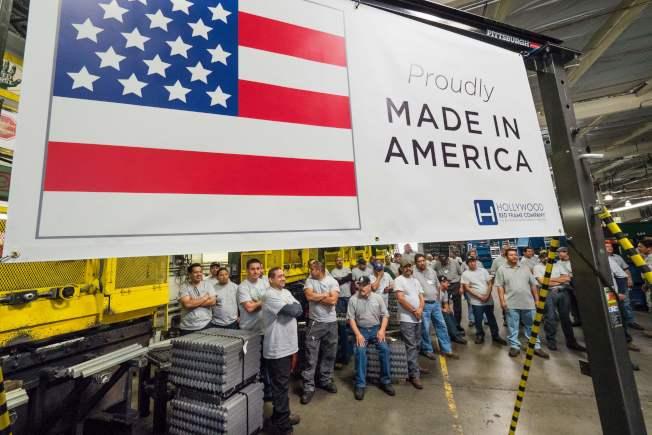 川普強調美國優先,工作簽證申請將增加挑戰。(Getty Images)