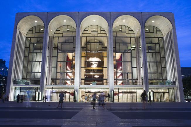 大都會歌劇院。(美聯社)