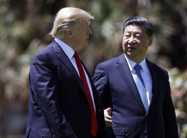 在川習會中,川普說「朝鮮其實曾經是中國的一部分」,消息傳到南韓,令當地民眾大為光火。美聯社
