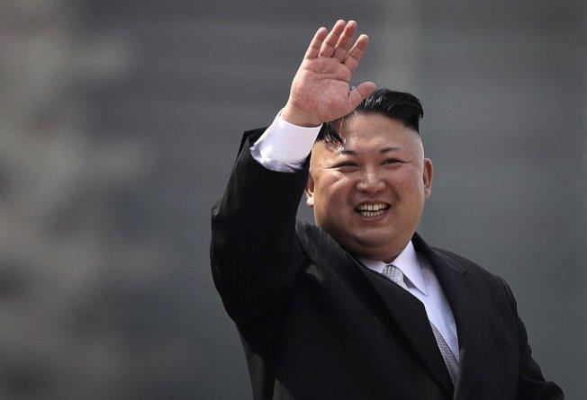 北韓領導人金正恩面對國際壓力不為所動,連盟友中國大陸也置之不理。圖/美聯社