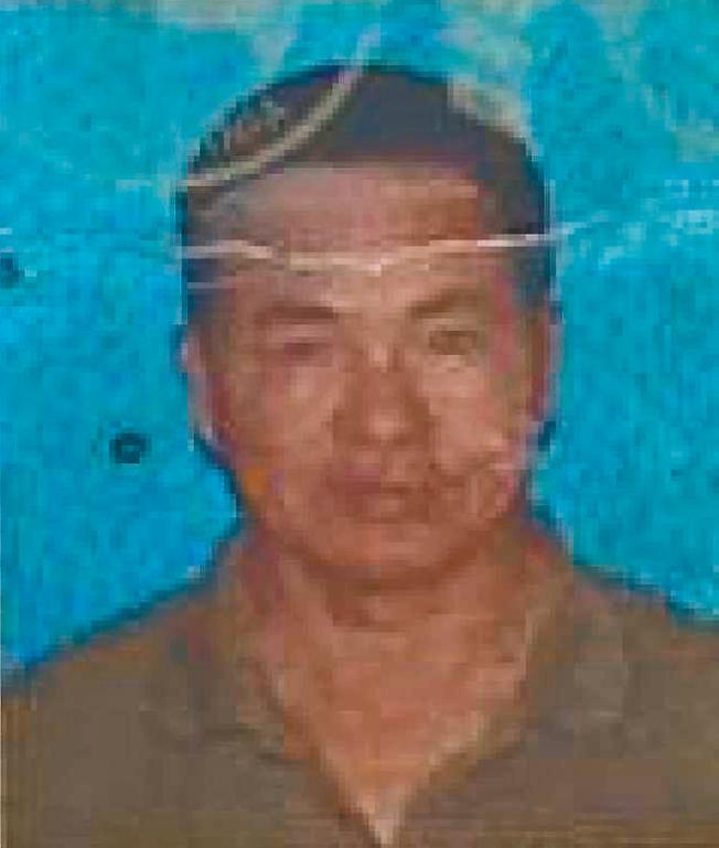 因翻船而失蹤的屋崙鄧姓男子(Juki Dang)。(圖:馬連縣警方)