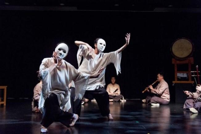 湘靈音樂社將結合面具舞表演南音。(亞洲協會提供)