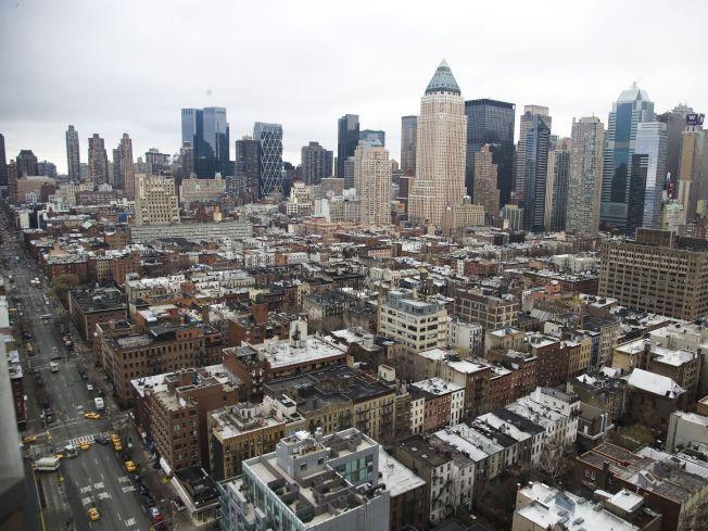 紐約市租金穩定公寓的業主,希望把租金調漲8%。(美聯社)