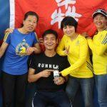 中國跑友組團 來波馬朝聖