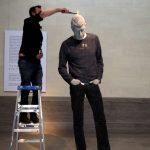 費希爾藝術展 紀念羅丹逝世百年