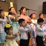 恩信教會慶復活節 兒童獻詩感動會眾