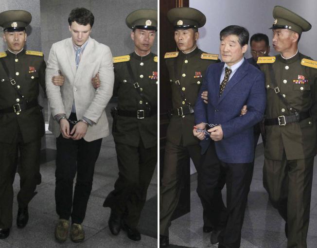 猪头视察猪场 北韓再扣美公民 揚言擊沉美航母