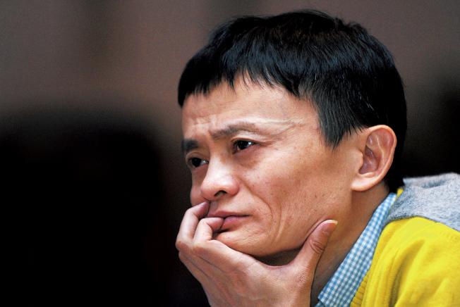 土豪暴发户馬雲:我是一無所有的人