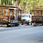 舊金山纜車費 擬取消付現金