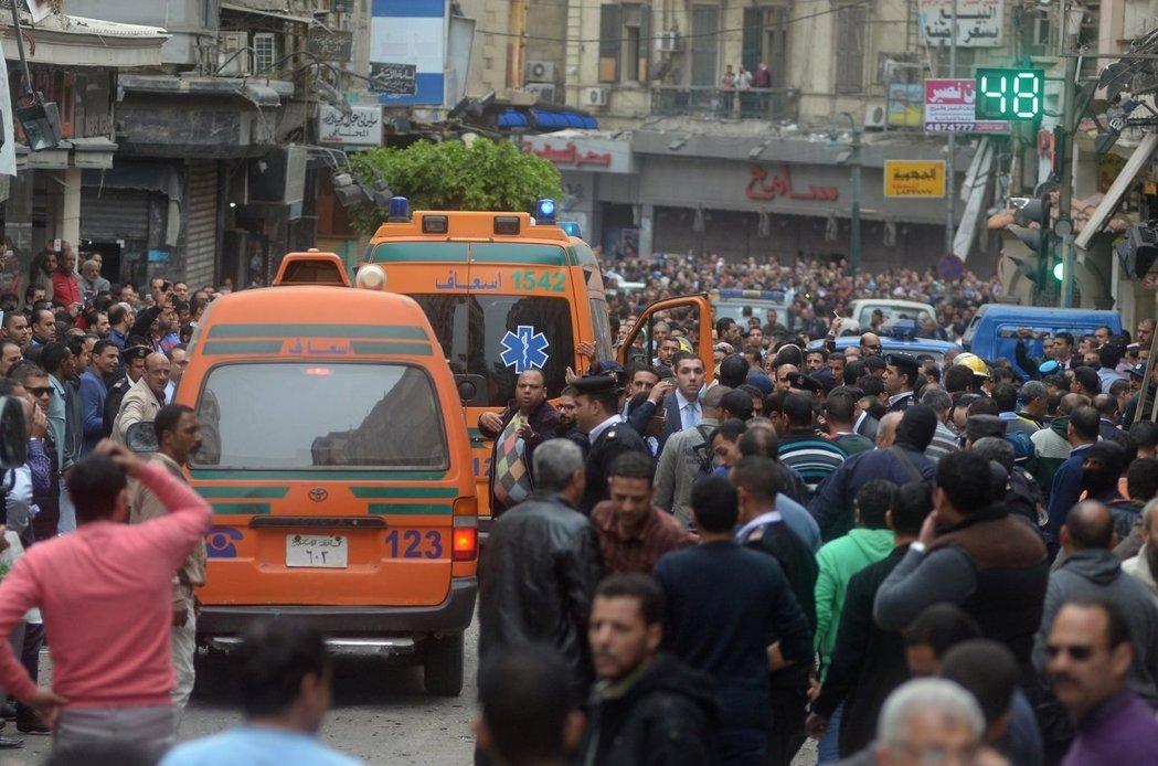 报复川普的炸弹:伊斯兰袭击兩教堂38人死亡!!