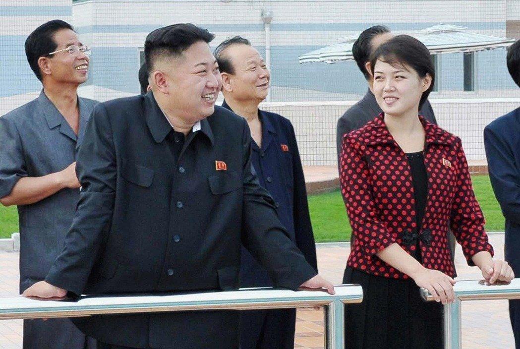 金正恩夫人李雪主,2016年時隔9個月在公開場合露面。路透