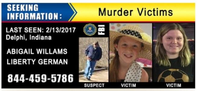聯邦調查局發出的追緝令。(FBI網站)