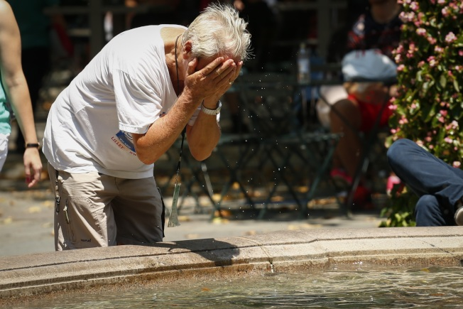 東岸許多地區17日起迎接一波熱浪。(Getty Images)