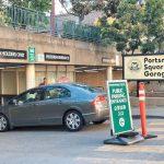 金山停車場科技化 花園角停車場有份