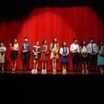華夏中文學校畢業典禮  千人出席