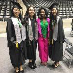 亞裔三胞胎 包辦畢業前三名