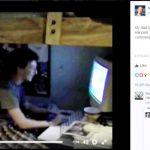 臉書創辦人獲哈佛錄取那刻…500萬人瘋看