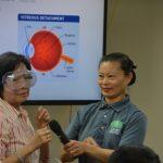 慈濟健康講座 中西醫教護眼