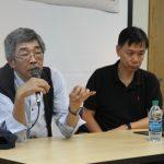 曾「被失蹤」 銅鑼灣書店創辦人東灣談民主價值