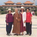 夏威夷佛光人訪台 環島遊覽回歸「靈山」