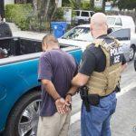 ICE 南加5天逮188非法移民罪犯