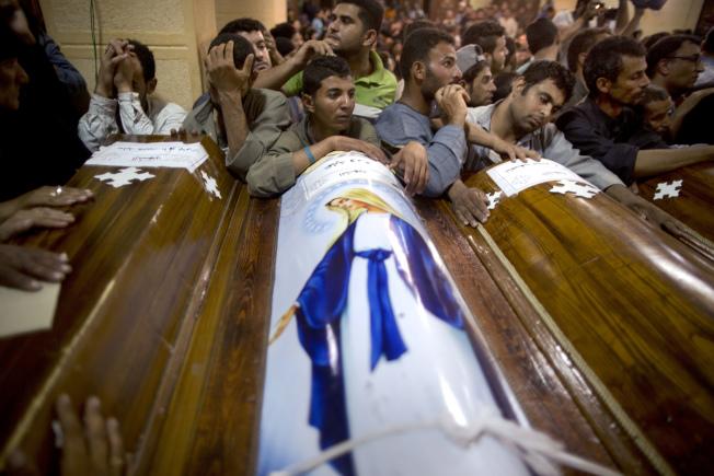 埃及基督徒巴士遇襲 至少28人遭穆斯林屠殺