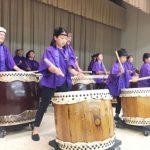 亞裔文化博覽會 為百歲人瑞賀壽