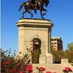 Sam Houston銅像 面臨移除威脅