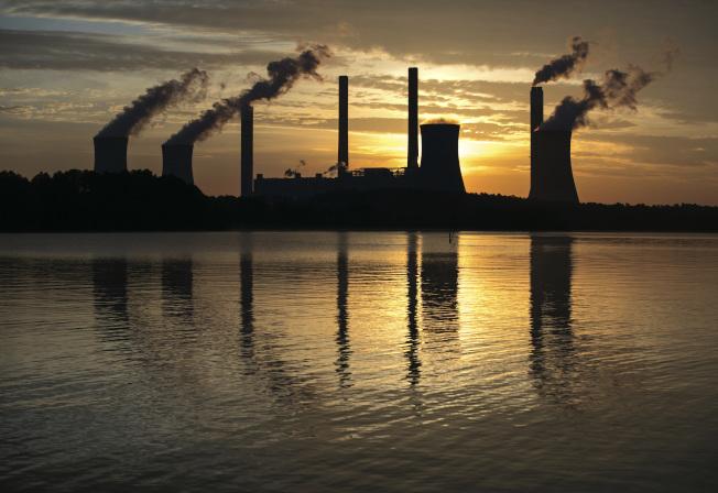 碳污染 美列最骯髒國家