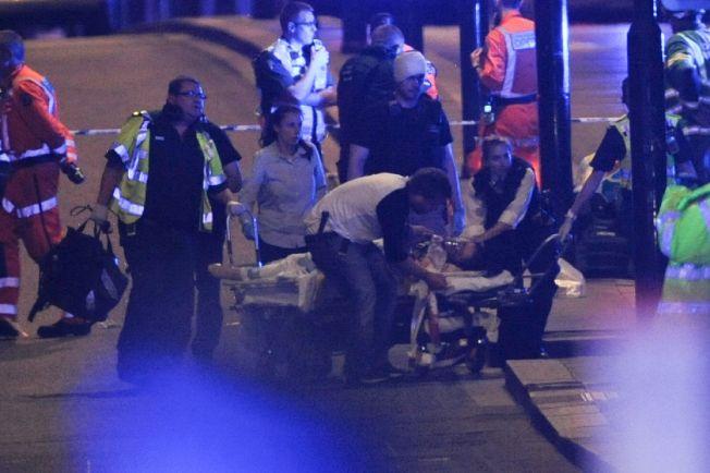 車撞刀砍…倫敦恐襲7平民喪生 3恐嫌被格殺