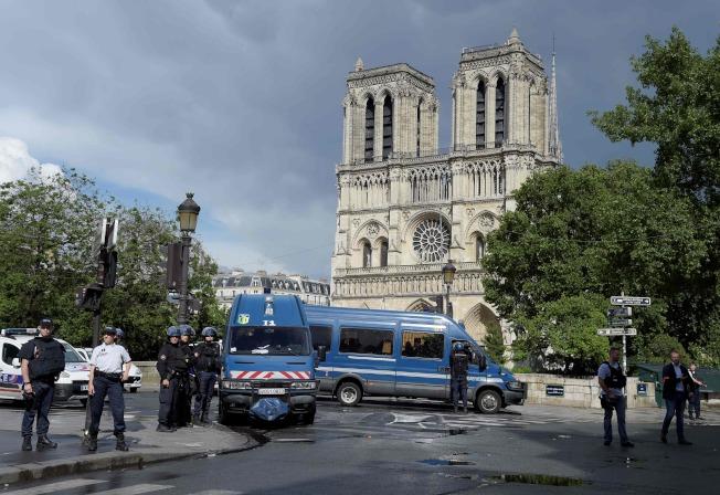 1年第5次!法國再遭恐襲