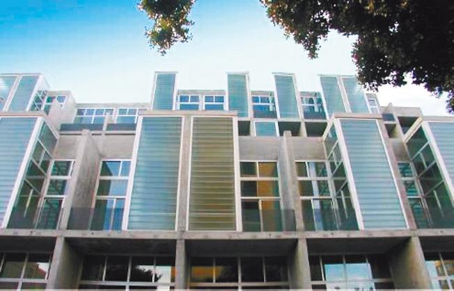 舊金山南瑪區(SoMa)這裡的單臥公寓,租金雖比去年下跌,但月租仍要4150元。(圖:房地產公司提供)