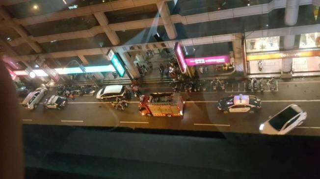 台湾发生恐怖袭击事件