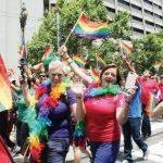 金山驕傲大遊行 從抗爭到如今的狂歡