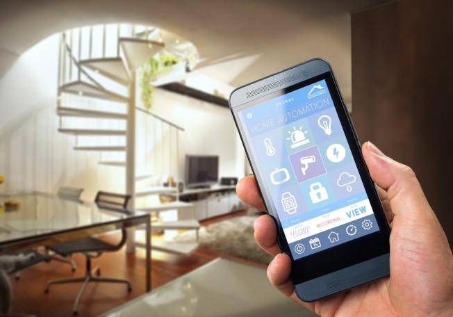 許多能源業者開始以「智慧家庭」概念為核心發展其他服務。(網路圖片)